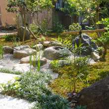 和風庭園 個人宅